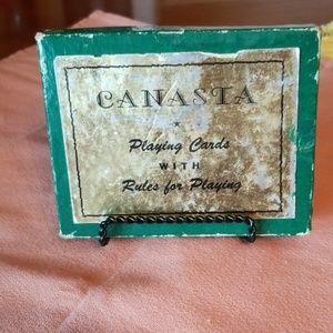 1950, Canasta Cards
